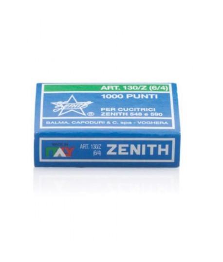 PUNTI ZENITH 130/Z 6/4 ZINCATI 10X1000PZ
