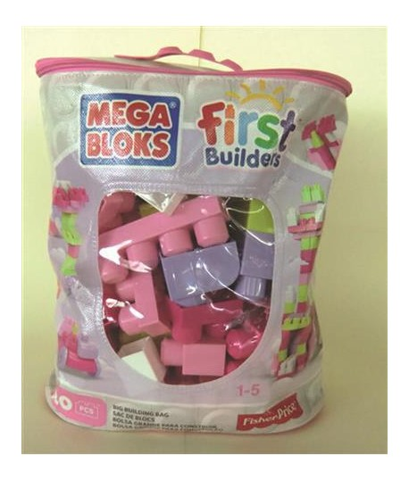 MEGABLOKS 8328 PINK 80PZ