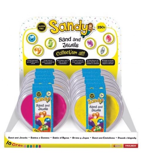 LISCIANI 89451 SANDY SAND AND JEWELS