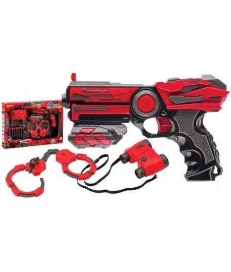 VILLA 9970 SET PISTOLA SOFT BULLET GUN