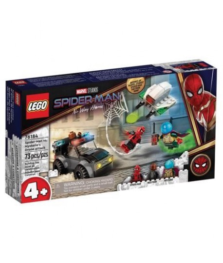 LEGO MARVEL 76184 SPIDERMAN VS. MYSTERIO