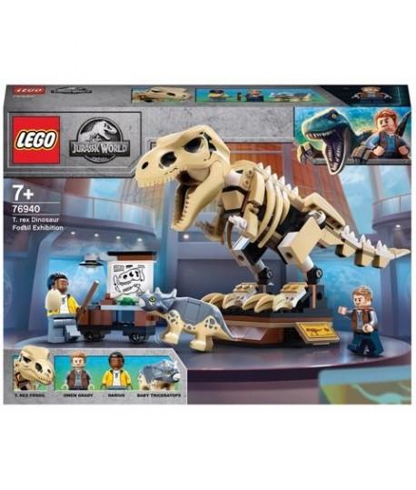 LEGO JURASSIC 76940 LA MOSTRA DEL T-REX