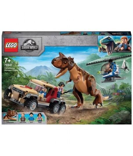 LEGO JURASSIC 76941 DINOSAURO CARNOTAURU