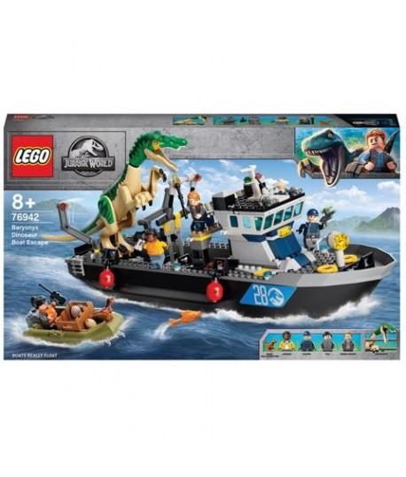 LEGO JURASSIC 76942 DINOSAURO BARYONYX