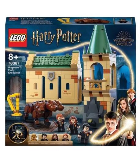 LEGO H.POTTER 76387 INCONTRO CON FUFFI