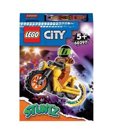 LEGO CITY 60297 STUNT BIKE DA DEMOLIZION