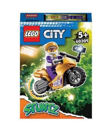 LEGO CITY 60309 STUNT BIKE DEI SELFIE