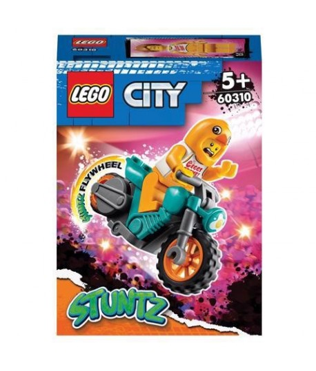 LEGO CITY 60310 STUNT BIKE DELLA GALLINA