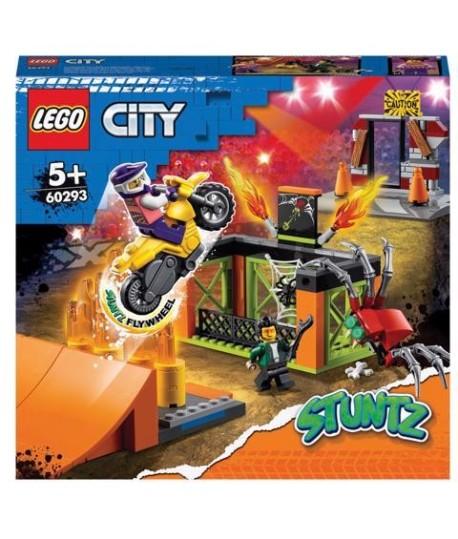 LEGO CITY 60293 STUNTZ STUNT PARK 170PZ