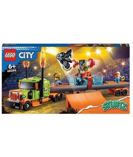 LEGO CITY 60294 TRUCK STUNT SHOW 420PZ