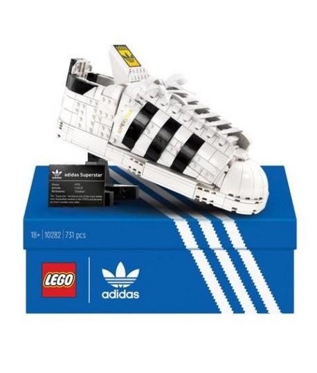 LEGO CREATOR 10282 ADIDAS SUPERSTAR
