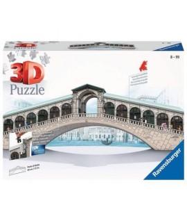 RAVENSBURGER 12518 PUZZLE 3D PONTE RIALT