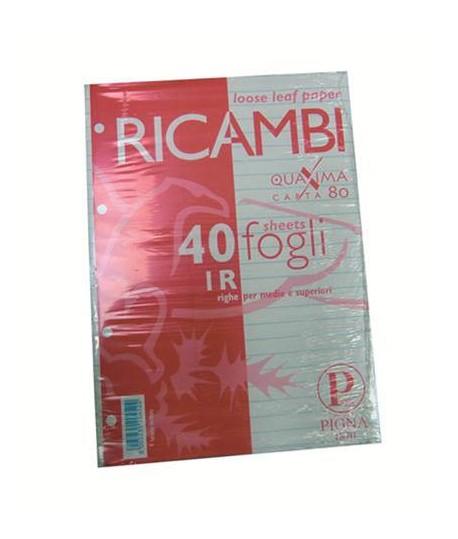 RICAMBIO PIGNA FORATO QUAXIMA A5 40FF 1R