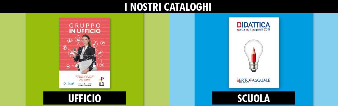 I NOSTRI CATALOGHI